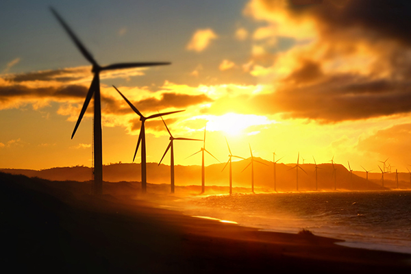 Renewables continue to make large inroads into the global generation mix as costs fall. Photograph: Lakhesis/123RF