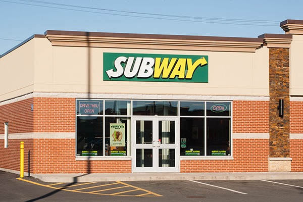 Subway was one of the 30 companies to sign up to the latest phase of WRAPS's Courtauld Commitment since it was launched. Photograph: Kevin Brine/123RF
