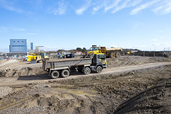 The £18bn Hinkley Point C plant is due to come onstream by 2025. Photograph: EDF