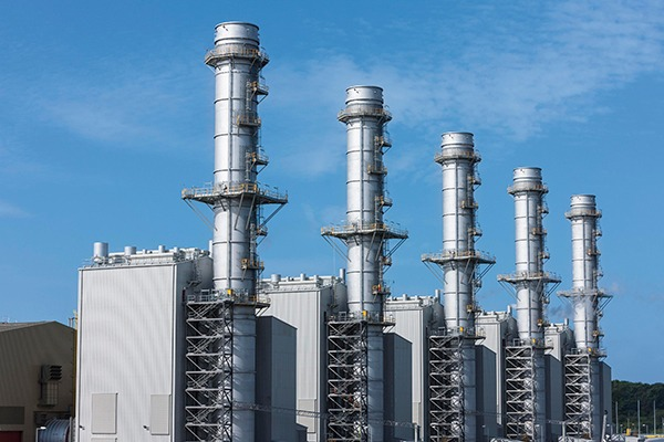 A new CCS programme is vital to decarbonisation of gas fired power generation, heat and industry in the 2030s. Photograph: RWE Generation