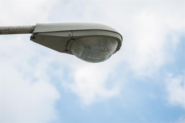 GIB's £10m loan will help shave 60% from streetlighting power usage. Photograph: 123RF