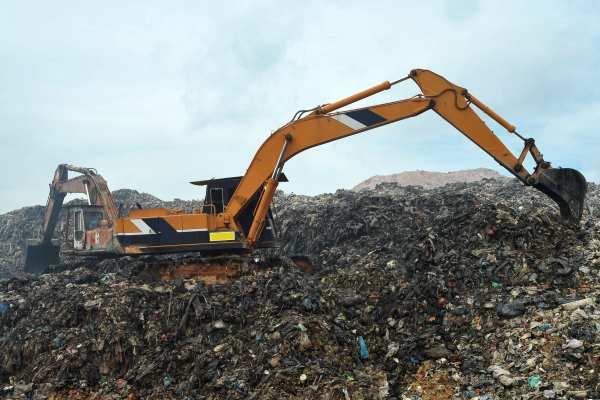 Landfill. Photograph: jaggat / 123RF