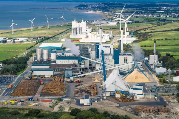 The Workington plant has until the end of 2021 to make upgrades. Photograph: Iggesund Paperboard