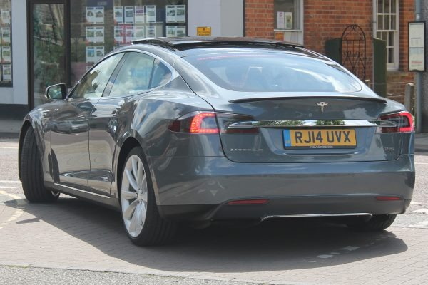 Company tax rates for the Tesla Model S will rise substantially in the coming years, then fall dramatically. Photograph: Charlie CC BY 2.0
