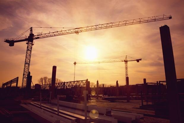 Construction is Scotland's single largest waste producer. Photograph: Ivan-Kruk_123RF_46592753_l