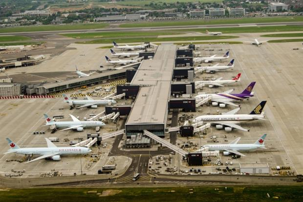 The favoured Heathrow option will need new measures to cut greenhouse gases and air pollution in the wider region. Copyright: basphoto
