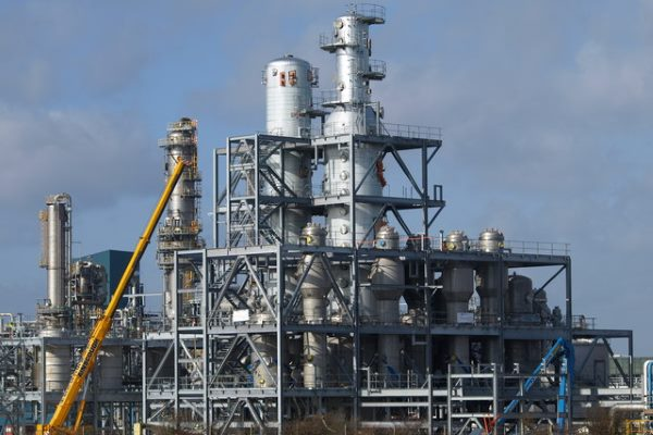 Bioethanol plants will be covered by pollution control guidance for the food and drink industry. Photograph: Andy Beecroft CC BY-SA 2.0
