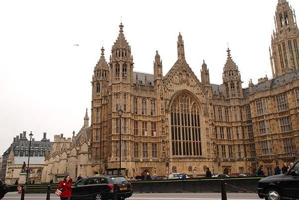 A view of parliament