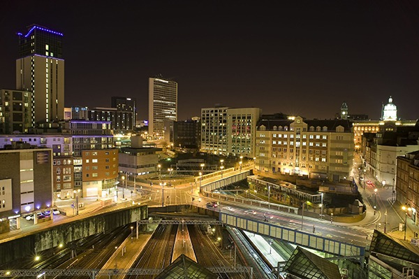 The first phase of HS2 will link London and Birmingham. Photograph: Nicolae Feraru/123RF