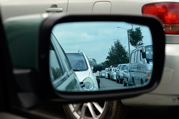 Heavy traffic is a major contributor to the rise in air pollution, with new research raising concerns over previously unknown effects on human health. Photograph: Pexels.com