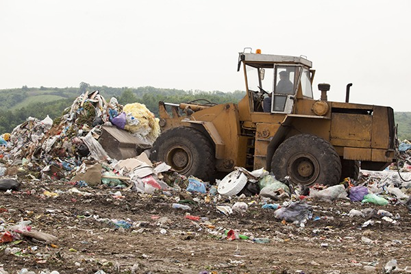 The ESA says more waste treatment facilities will be needed as landfill sites close around the country. Photograph: Macor/123RF