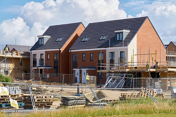 The government wants to speed new housing development through the planning system. Photograph: Duncan Andison/123RF