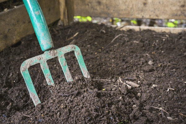 Some 1.8 million tonnes of certified compost is produced each year. Photograph: Elena Elisseeva/123RF