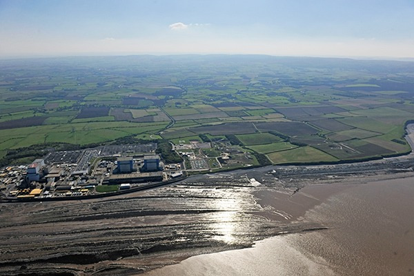 Hinkley C could be online by 2025, eight years after the original date following repeated delays and setbacks. Photograph: EDF Energy