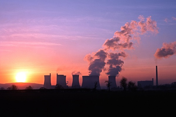 Progress on greenhouse gas emissions reduction has been heavily dependent on accelerated closure of coal-fired power plants. Photograph: ArenaPhotoUK/123RF