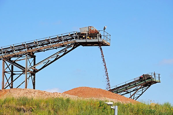 The minerals industry wants to improve its environmental performance. Photograph: Arenaphotouk/123RF
