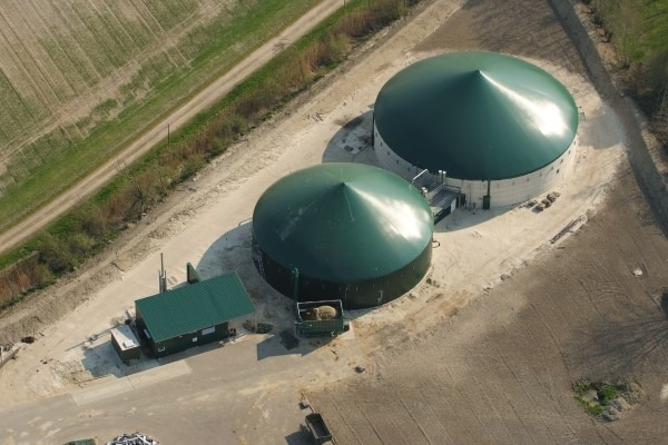 Policy uncertainty is leaving biogas development in limbo. Photograph: Martina Nolte CC BY-SA 3.0