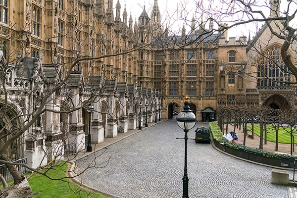 Westminster re-elects three MPs as committee chairs. Photograph: Erik Lattwein/123RF