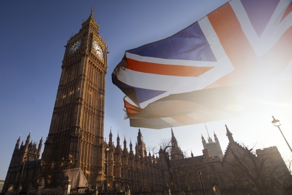 The bill withdrawing the UK from the EU is set for a rough ride through parliament. Photograph: erika8213 / 123RF