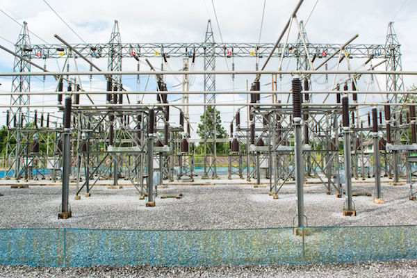 Power network substation. Picture: theyok/123rf