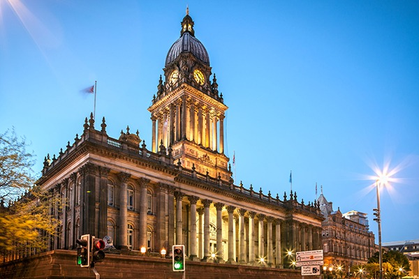 Leeds City Council is one of the key organisations behind the Leeds Climate Commission. Photograph: Shahid Khan/123RF