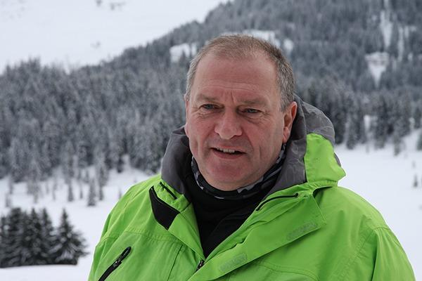 Doug Stewart, chief executive, Green Energy UK