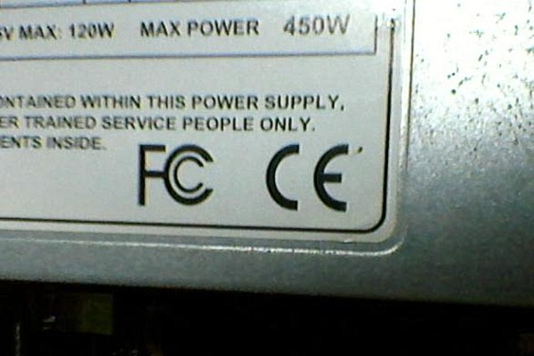 The CE mark demonstrates that goods comply with single market rules on safety, quality and the environment. Photograph: Wikipedia