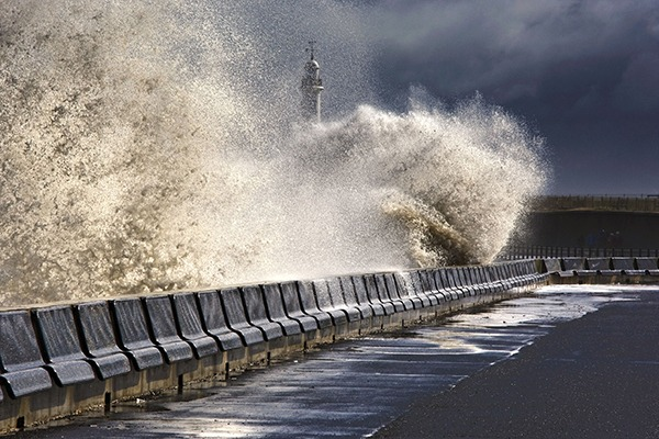 Climate change driven extreme weather could prove extremely costly. Photograph: Designpics/123RF