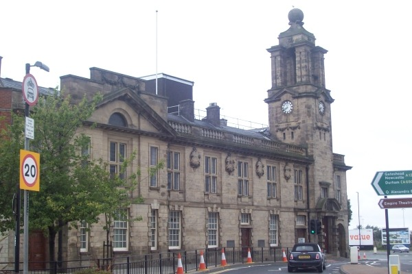 Sunderland Magistrates Court. Photograph: Craigy144 CC BY-SA 3.0