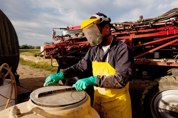 The final endocrine disruptor criteria could take some pesticides off the market. Photograph: Tyler Olsen/123RF