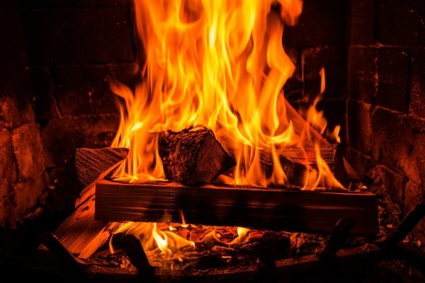 The mayor of London wants to have outright bans on solid fuels in certain areas, making wood fires illegal. Photograph: Welcomia/123RF