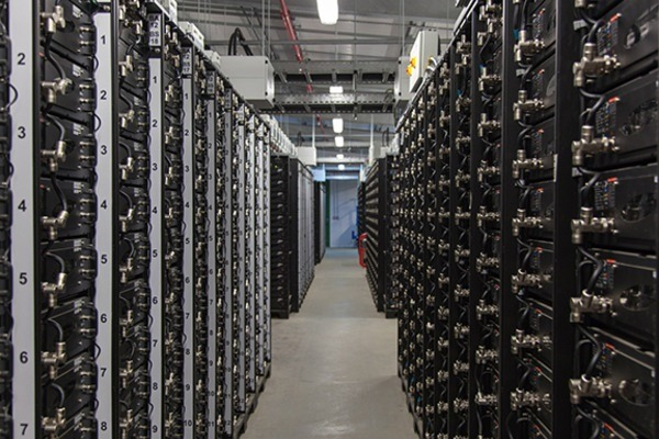 The new Faraday Battery Institute aims to catalyse development and roll-out of crucial storage technologies. Photograph: UK Power Networks