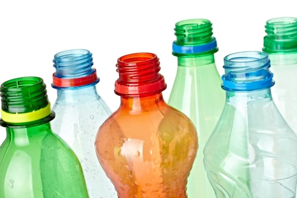 Just 57% of plastic bottles sold in the UK were collected for recycling in 2016. Photograph: picsfive/123RF