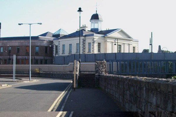 Conlon previously pleaded guilty to 24 waste offences at Newry Magistrates' Court. Photograph: Eric Jones/geograph.org.uk
