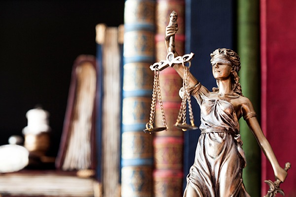 Justice's scales will be busy as DEFRA corrects 850 pieces of legislation for Brexit. Photograph: Sebnem Ragiboglu/123RF