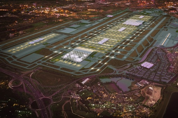 Heathrow's proposed third runway
