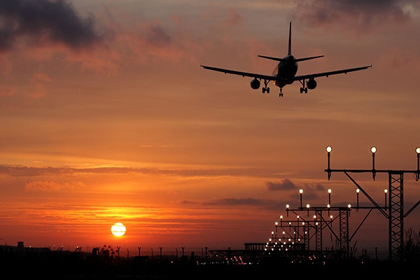 The EU ETS covers power stations, industrial plants and airlines.  Photograph: Antonio Guillem/123RF