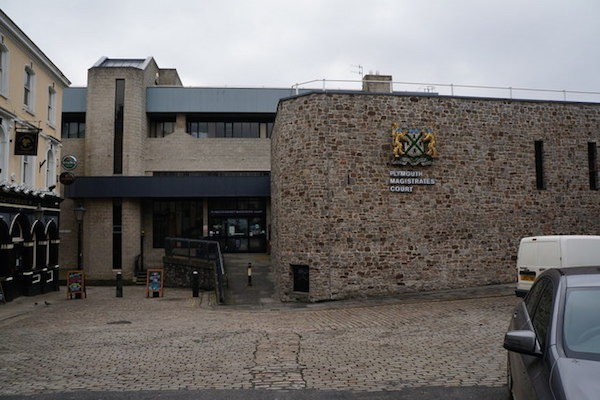 McDonagh was made the subject of a two-year Criminal Behaviour Order, ordered to carry out unpaid work and pay £500 in costs. Photograph: IanS/Geograph