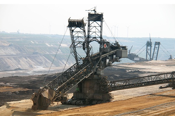 European financing reinforcing coal dependency. Photograph: Hub Wilh Domrse/123RF