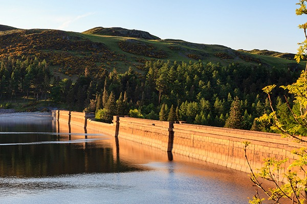 Haweswater reservoir. Photograph: ATGimages/123RF