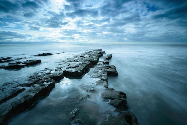Glamorgan Coast, Wales. Photograph: margaretclavell/123RF