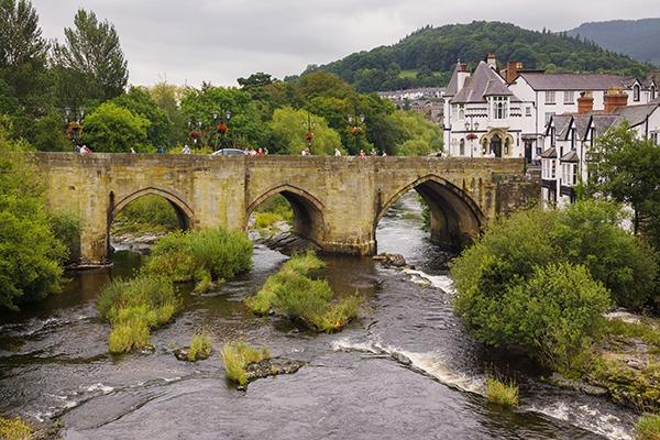 Wales will have total control. Photograph: David Pimborough/123RF