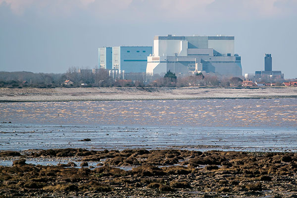 Hinkley Point: nuclear plant was granted consent in 2013. Photograph: jgolby/123RF