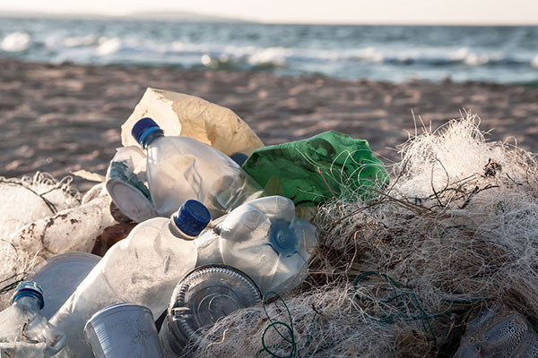 UK commits to working with UN to combat marine plastic waste. Photograph: Tetyana Kochneva/123RF