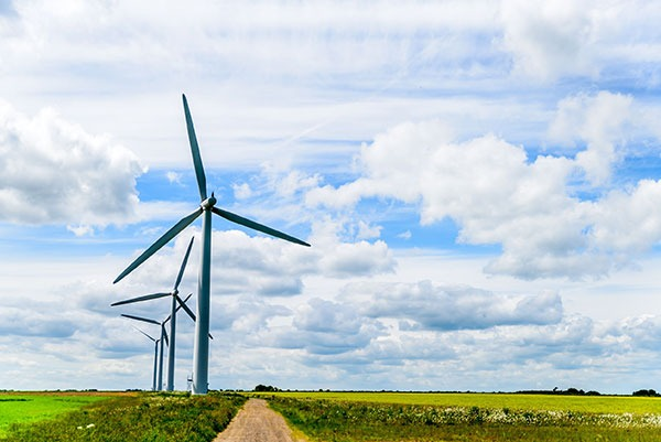 The GIB helped support the windpower industry until it became financially viable. Photograph: Jevanto/123RF