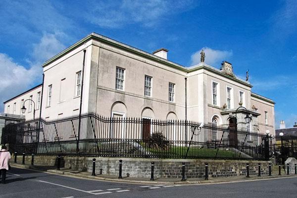John Harold Milliken and his son John Martin Milliken were sentenced at Downpatrick Crown Court. Photograph: Eric Jones/Geograph