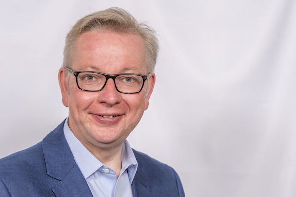 Michael Gove. Photograph: DEFRA