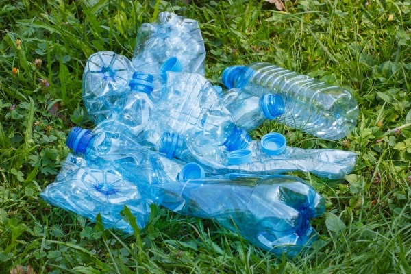 Plastic litter costs local authorities millions of pounds to clear up each year. Photograph: Ratmaner/123RF
