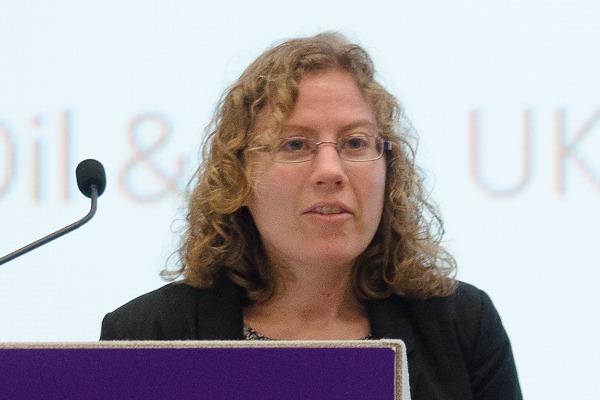 Louise O'Hara Murray. Photograph: Oil & Gas UK
