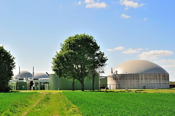 Biogas plant. Photograph: Karol Stefan Sobolewski/123RF